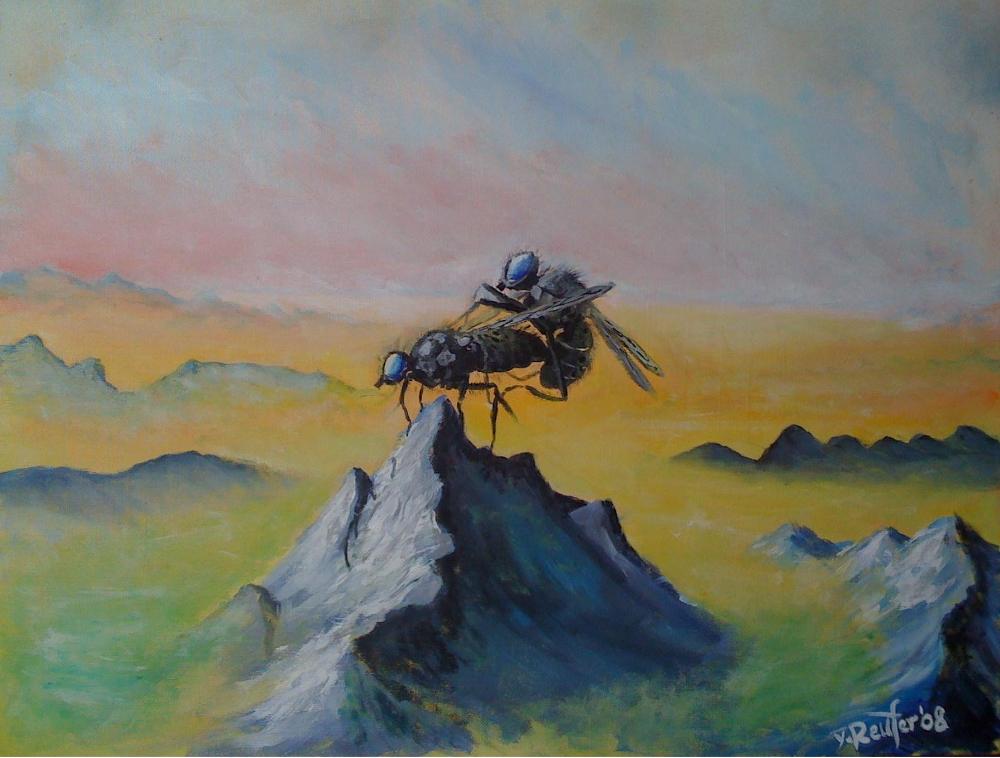 Die Gipfelfliegen