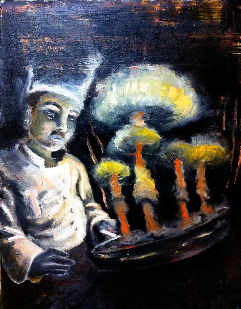 Die Atompilzpfanne