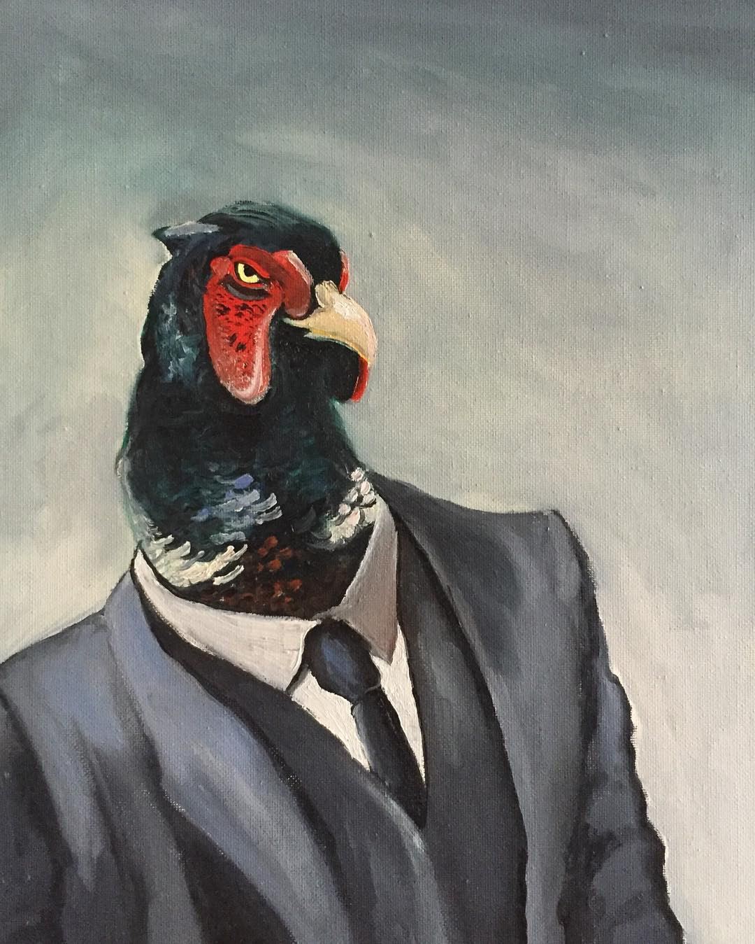 business cock